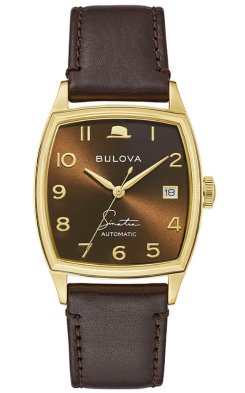 Bulova Frank Sinarta - Young at Heart