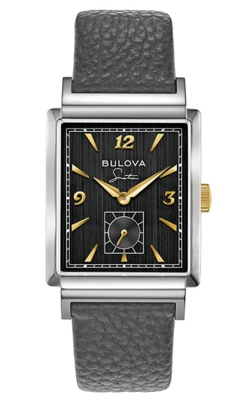 Bulova Frank Sinarta - My Way