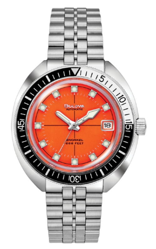 Bulova Oceanographer Watch