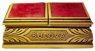Bulova 1928 Lone Eagle Box - Thanks to Tom Bewley of Shoreline, Washington