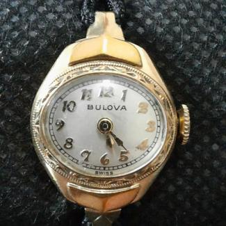 1942 Bulova Goddess of Time