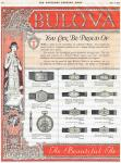 May 17 1924 Vintage Bulova Advert