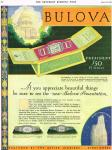 June 28, 1930 Vintage Bulova Advert