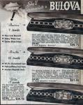 1933 Vintage Bulova Ad  - Courtesy of Jerin Falcon