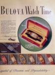1940 Vintage Bulova Ad - Couresty of Shawn Bourget