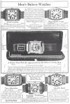 1930 Vintage Bulova Ad - Courtesy of Fifth Avenue Restorations & Will Smith