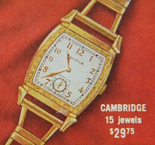 Bulova Cambridge