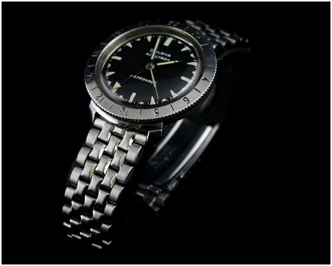Bulova 1971 for Astronaut watches