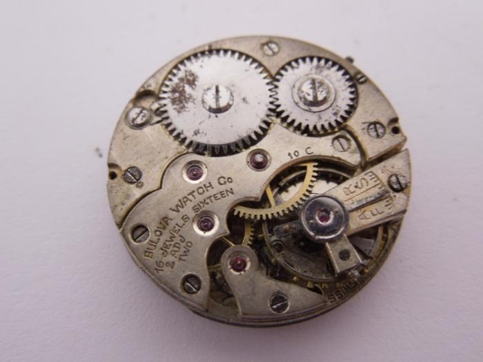 Bulova 10C movement