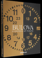 Bulova - A History of Firsts Book