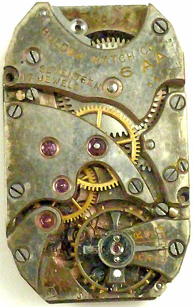 6AA Bulova movement