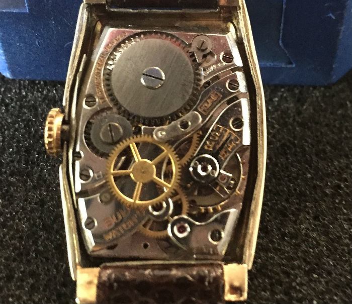 Bulova 13AE movement