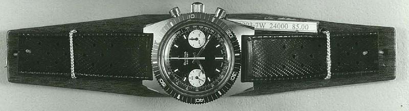 "1970 Bulova Deep Sea Chronograph ""B"""