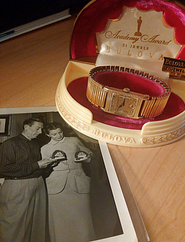 Bulova Academy Award Watch and Case L-0 (1950)