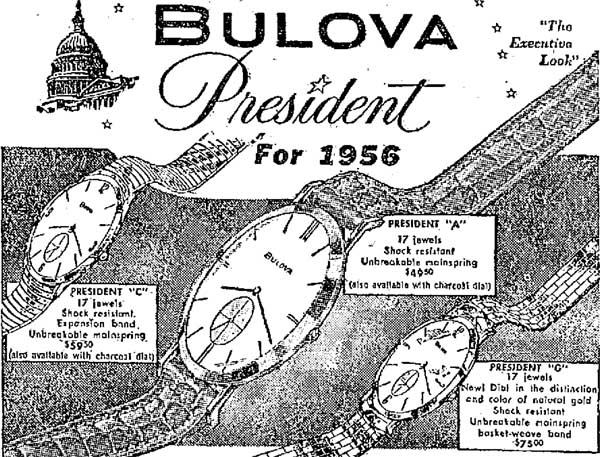 Fort Pierce News Tribune May 17 1956 Presidents.jpg (600×457)