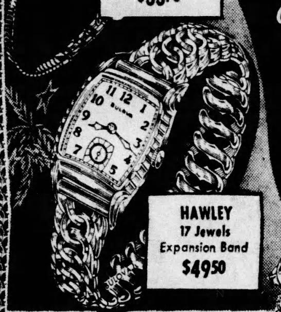 Hawley Ad