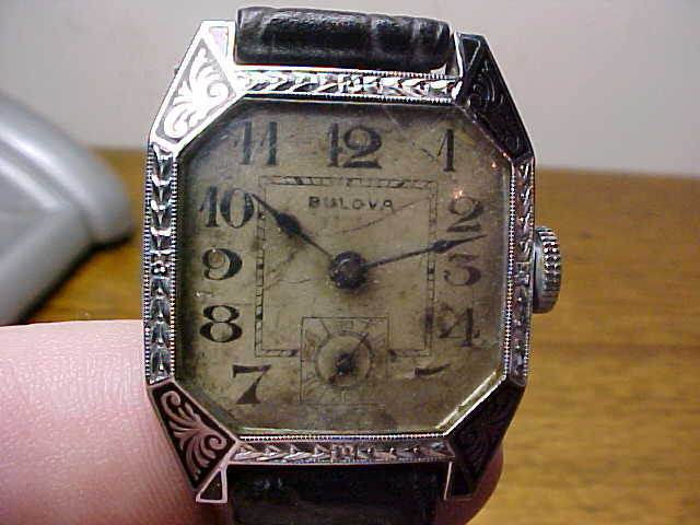 Bulova LONE EAGLE wrist watch