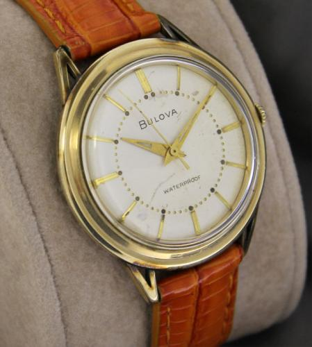 1959 Bulova Sea King IW watch