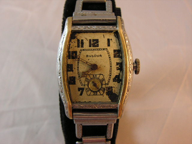 1930 Bulova Apollo watch
