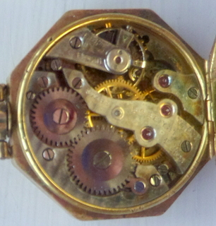 1921 Lady Maxim Rubaiyat Movement