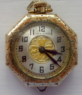 1921 Lady Maxim Rubaiyat watch