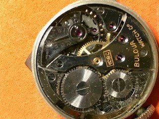 Bulova Lieutenant 10bc movement