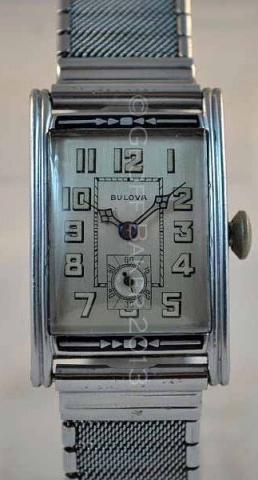 Geoffrey Baker 1928 Bulova Windsor watch 11 11 2013