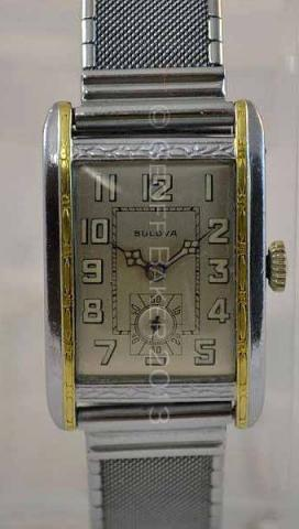 1929 Bulova Garfield watch Geoffrey Baker 11 08 2013