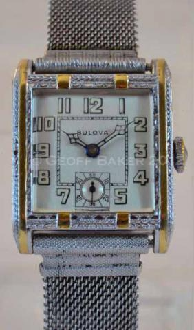 Geoffrey Baker 1931 Bulova Round the World 1 25 2013