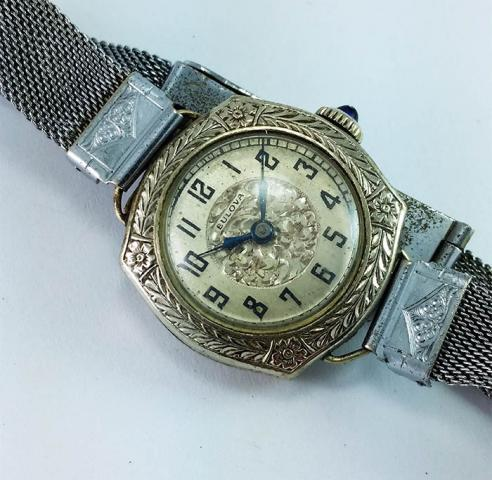 1931 Bulova Unknown Ladies
