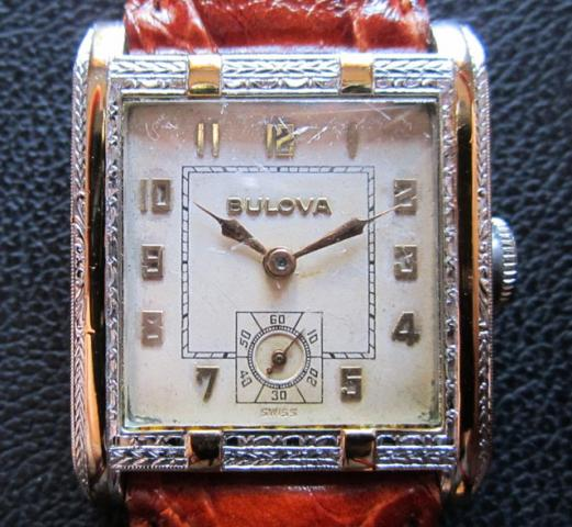 Bulova 1930 Round the World