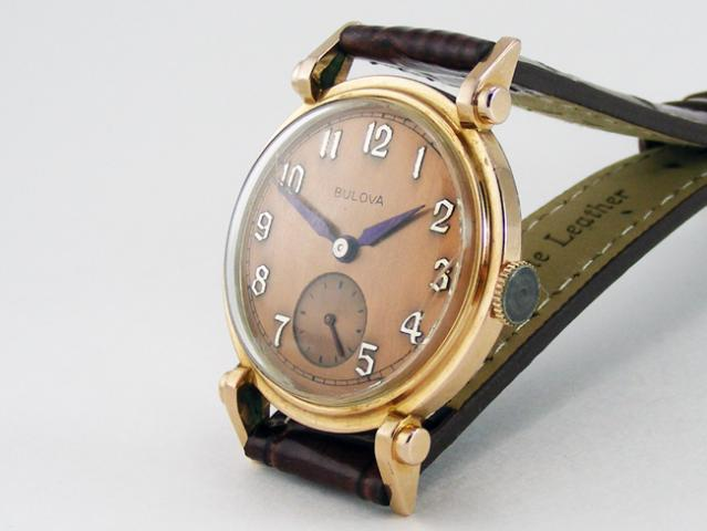 "1948 Bulova His Excellency ""AA"""
