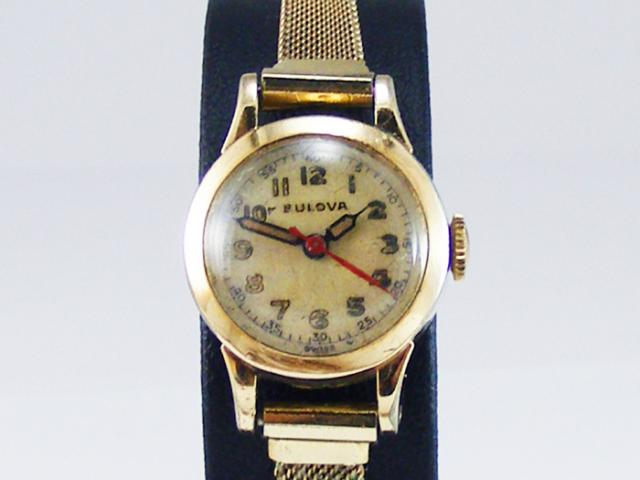 1948 Bulova Nurses Watch