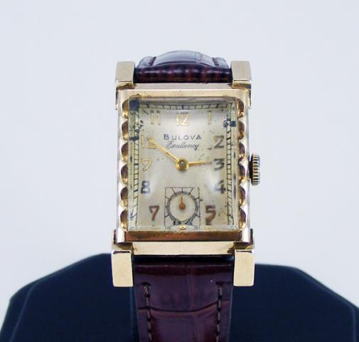 1949 Bulova His Excellency