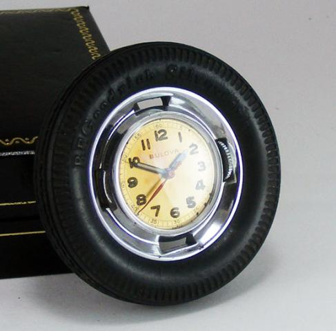 1951 Bulova BF Goodwrich Tire Promotional Watch