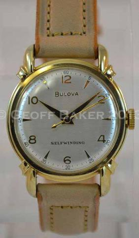 1952 Bulova Thayer watch Geoffrey Baker 11 06 2013