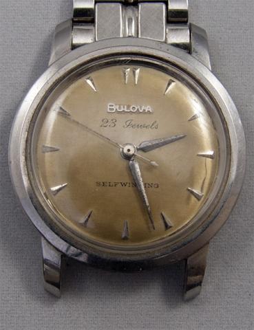 1957 Bulova 23 R