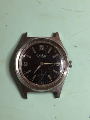 1959 Bulova Surf King watch