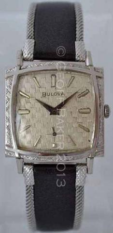 Geoffrey Baker 1963 Bulova engineer watch 12 04 2013