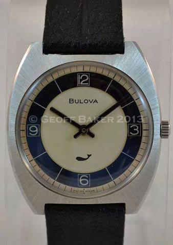 1971 Bulova Sea King GQ watch Geoffrey Baker 11 06 2013
