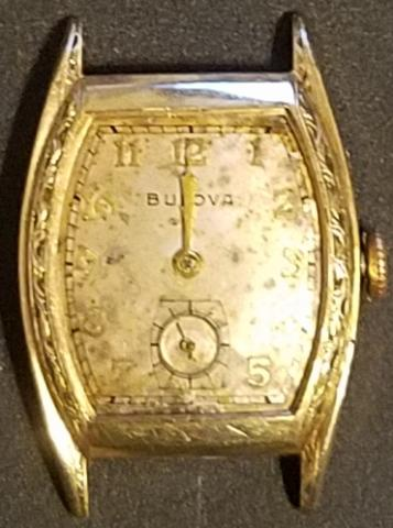 1924 Bulova Norman watch