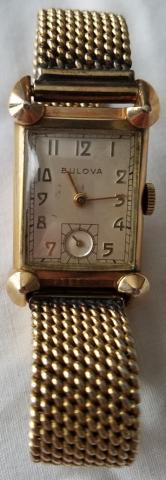 1949] Bulova His Excellency NN watch