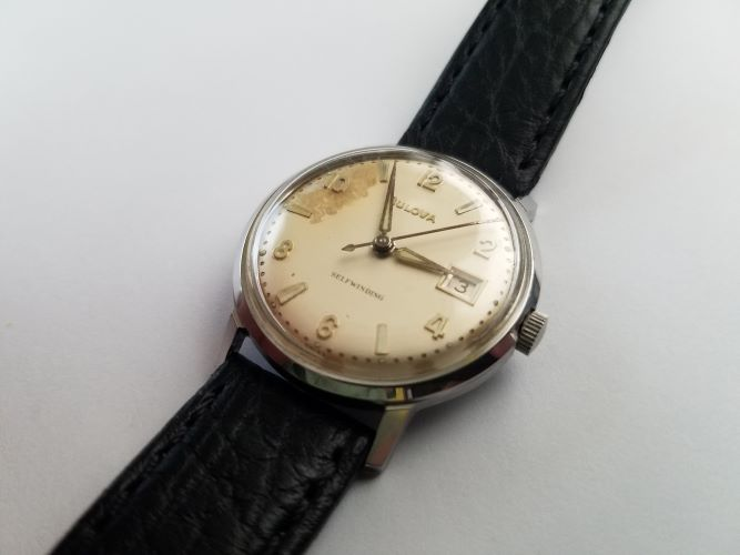 [field_year-1962] Bulova Watch