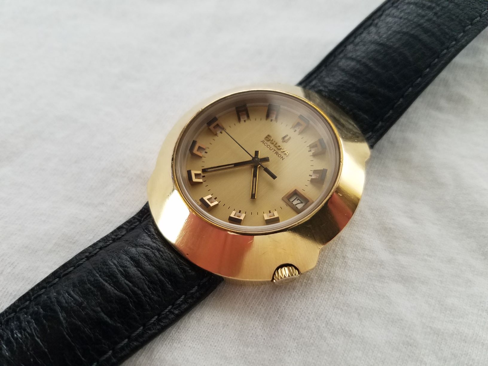 [field_year-1970] Bulova Watch
