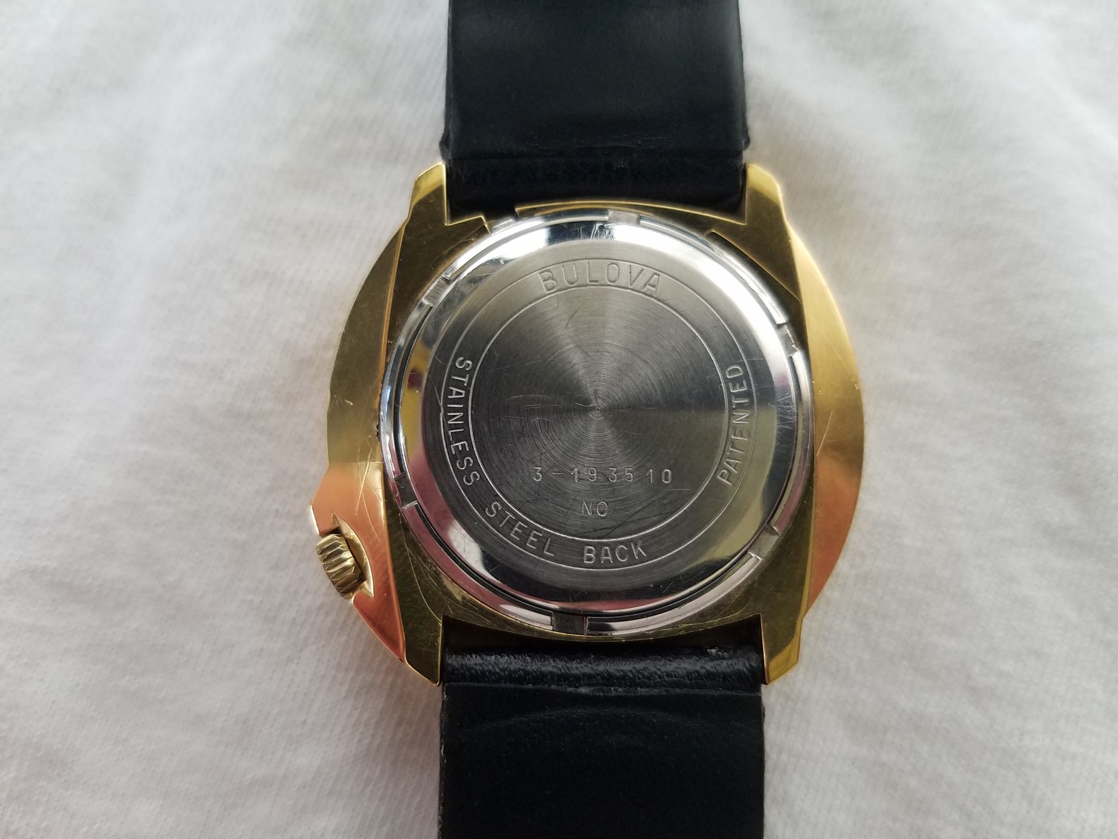 [field_year-1970] Bulova Watch Caseback