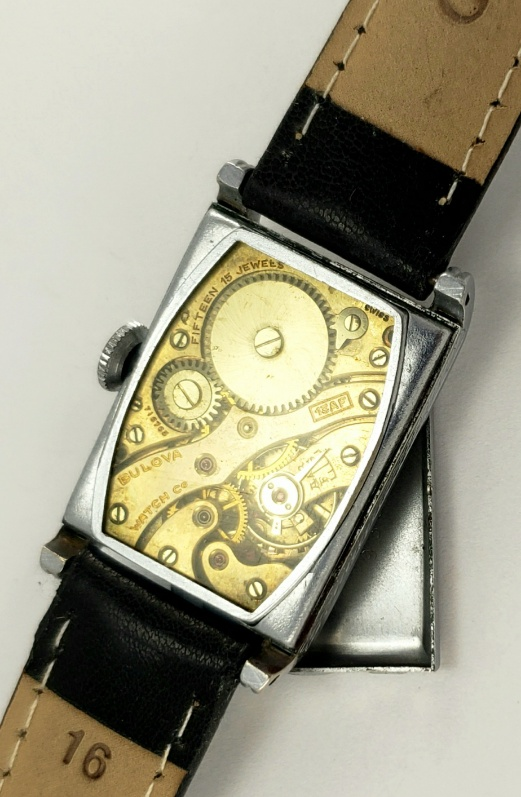1929 Bulova Windsor Dust