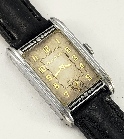 1929 Bulova Windsor Left