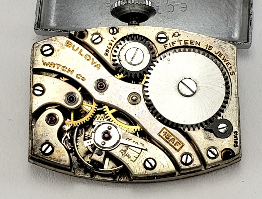 1929 Bulova Windsor Movement