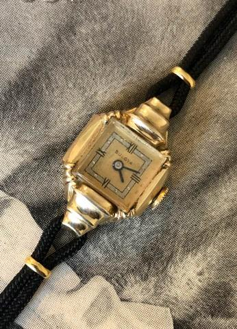 1947 Bulova Her Excellency M watch