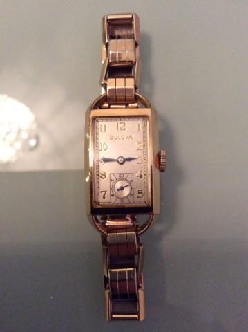1941 Bulova American Eagle watch